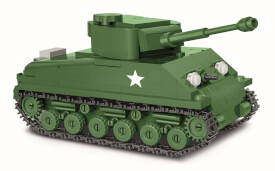 Cobi 2705 M4A3E8 SHERMAN (EASY EIGHT)