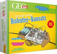 Franzis: GEOlino -  Roboter-Bausatz - Linienspürhund - zum Stecken