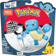Mattel GYH00 Mega Construx Pokémon Schiggy