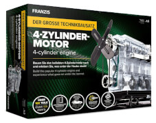 Verbrennungsmotor, Modell, Physik, Auto