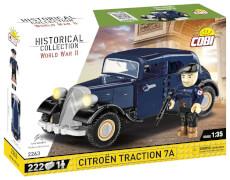 COBI 2263 1934 CITROEN TRACTION 7A