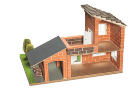 Teifoc Villa mit Garage