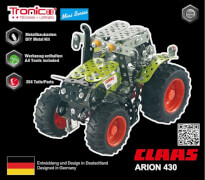 RCEE tronico Mini Claas Arion 430