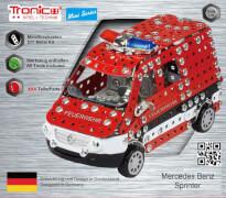 RCEE tronico Mini MB Feuerwehr Sprinter