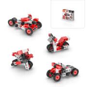 INVENTOR 4 Modelle Motorräder