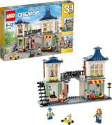 LEGO® Creator 31036 Spielzeug- & Lebensmittelgeschäft