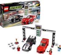 LEGO® Speed Champions 75874 Chevrolet Camaro Drag Race