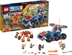 LEGO® Nexo Knights 70322 Axls mobiler Verteidigungstur m