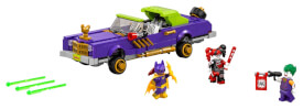 The LEGO® Batman Movie - 70906 Jokers berüchtigter Lowrider, 433 Teile