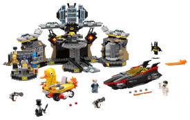 The LEGO® Batman Movie - 70909 Batcave-Einbruch, 1047 Teile