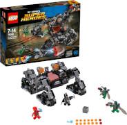 LEGO® DC Comics Super Heroes 76086 Knightcrawlers Tunnel-Attacke, 622 Teile