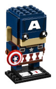 LEGO® Brick Headz 41589 Captain America