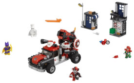 The LEGO® Batman Movie - 70921 Harley Quinn Kanonenkugelattacke, 425 Teile