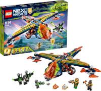 LEGO® NEXO KNIGHTS 72005 Aarons Armbrust, 569 Teile