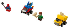LEGO® Marvel Super Heroes 76089 Mighty Micros: Scarlet Spider vs. Sandman, 89 Te