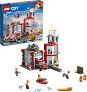 LEGO® City 60215 Feuerwehrstation