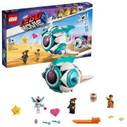 LEGO® Movie 2 70830 Sweet Systar Raumschiff