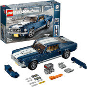 LEGO® Creator Expert 10265 Ford Mustang, Seltenes Set, 1471 Teile, ab 16 Jahre