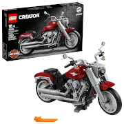 LEGO® Creator Expert 10269 Harley-Davidson Fat Boy, seltenes Set