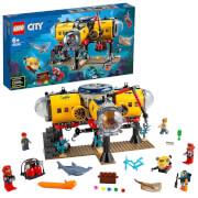 LEGO® City 60265 Meeresforschungsbasis