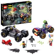 LEGO® DC Universe Super Heroes# 76159 Jokers# Trike-Verfolgungsjagd