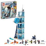 LEGO® Marvel Super Heroes 76166 Avengers Kräftemessen am Turm
