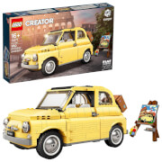 LEGO® Creator Expert 10271 Fiat 500 gelb, Seltenes Set