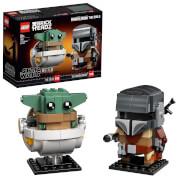 LEGO® Star Wars™ 75317 Der Mandalorianer™ und das Kind