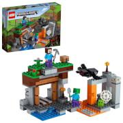 LEGO® Minecraft# 21166 Die verlassene Mine