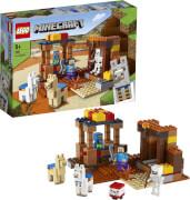 LEGO® Minecraft? 21167 Der Handelsplatz