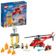LEGO® City 60281 Feuerwehrhubschrauber