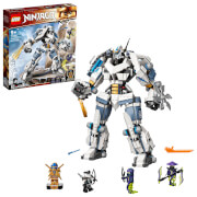 LEGO® NINJAGO 71738 Zanes Titan-Mech