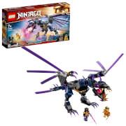 LEGO® NINJAGO Der Drache des Overlord