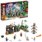 LEGO® NINJAGO 71747 Das Dorf der Wächter