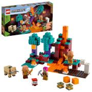 LEGO® Minecraft? 21168 Der Wirrwald