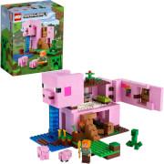 LEGO® Minecraft# 21170 Das Schweinehaus