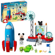 LEGO® Classic 10774 Mickey Mouse & Minnie Mouse?s Weltraumrakete