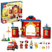 LEGO® Classic 10776 Mickys Feuerwehrstation und Feuerwehrauto
