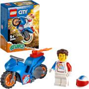 LEGO® City 60298 Raketen-Stuntbike