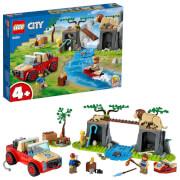 LEGO® City 60301 Tierrettungs-Geländewagen