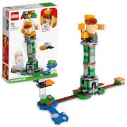 LEGO® Super Mario 71388 Kippturm mit Sumo-Bruder-Boss – Erweiterungsset