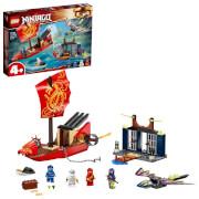 LEGO® NINJAGO 71749 Flug mit dem Ninja-Flugsegler