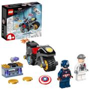 LEGO® Marvel Super Heroes# 76189 Duell zwischen Captain America und Hydra