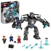 LEGO® Marvel Super Heroes# 76190 Iron Man und das Chaos durch Iron Monger
