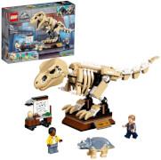 LEGO® Jurassic World# 76940 T. Rex-Skelett in der Fossilienausstellung