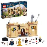 LEGO® Harry Potter 76395 Hogwarts™: Erste Flugstunde, Seltenes Set