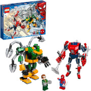 LEGO® Super Heroes 76198 Mech-Duell Spider-Man & Dr Octopus, Seltenes Set