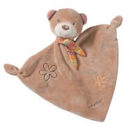 Fehn Schmusetuch Teddy, camel