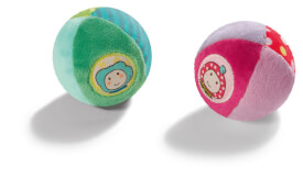 NICI Mini-Plüschbälle Maila & Kobi