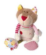 Sigikid 38436 Katze Patchwork Sweety